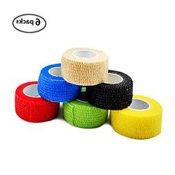 Self Adherent Wrap Tape Medical Cohesive Bandages Flexible S