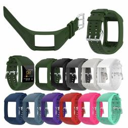 Silicone Sports Wrist Band Straps Replacement for Polar M600
