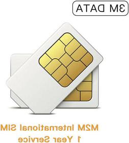 Sim Card for GPS GSM Tracker Car Locators Vehicle Tracking D
