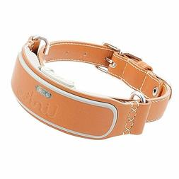 Smart Dog Collar With Gps Tracker & Activity Monitor Leather