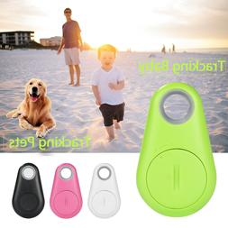 Smart Finder Bluetooth Tracer Pet Child GPS Locator Tag Alar