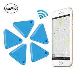Magneticspace 5Pack Smart GPS Tracker Finder Locator, Car Ph