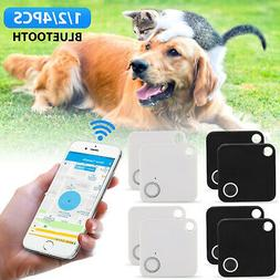 Smart Mini Waterproof Bluetooth GPS Tracker for Dog Cat Key