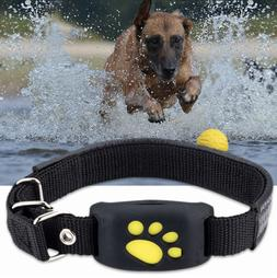 Smart Pet Cat Dog Collar GPS Tracker Real Time Tracking Devi