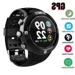 Sport Waterproof Smart Watch Wristband GPS Activity Tracker