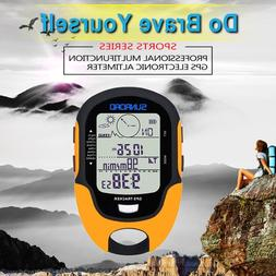 SUNROAD Multifunctional Electronic GPS Tracker Beidou System