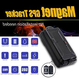 VJOYCAR GPS Tracker Real 3G No Monthly Fees Free Contract Wa