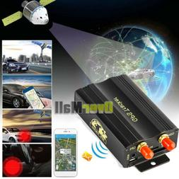 Tk103A GPS/SMS/GPRS Car Tracking Device Real Time Powerful V