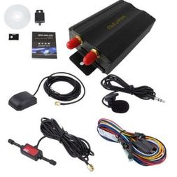 TK103A Vehicle Car GPS SMS GPRS Tracker Real Time Tracking D