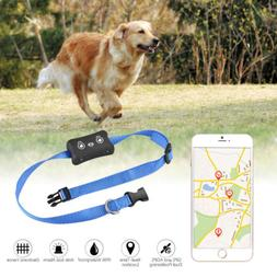 TK200 Pet GPS Tracker Cat Dog Anti-Lost Real Time Tracking L