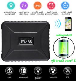 TK800b Car GPS Tracker Real Time Global Tracking Locator Ant
