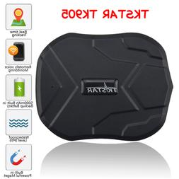 TKSTAR TK905 Car Vehicle GPS Waterproof Tracker Real Time De