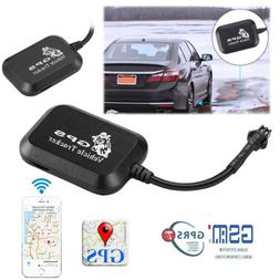 Ultra-Mini Car GPS GPRS GSM Tracker Locator SMS Network Moni