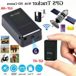 US Tracker Spy cam Mini GPS Real time Car Locator   Real Tim