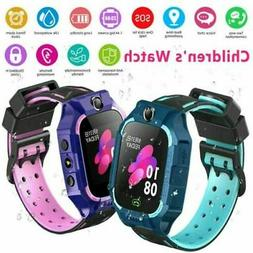 US!Waterproof Smart Watch with GPS GSM Locator Touch Screen