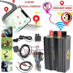 Vehicle Car GPS Tracker For Car TK103A GPRS GSM SMS Tracking