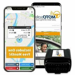 Vehicle Tracker Device Obd Gps Tracking Tools With Phone App