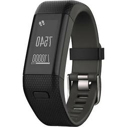 Garmin vivosmart HR+ Regular Fit Activity Tracker - Black