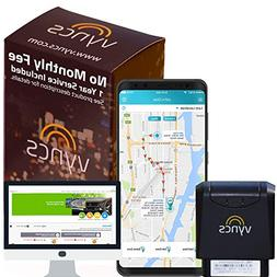 VYNCS Premium: No Monthly Fees GPS Tracker OBD 3G Vehicle GP