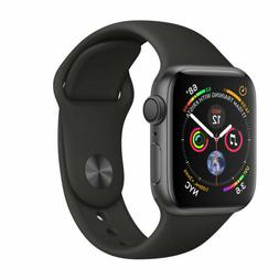 Apple Watch Series 4 GPS 44mm Space Gray Aluminum Case with