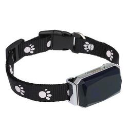 Waterproof Pet Collar GPS GSM WIFI Smart Tracker Real time L