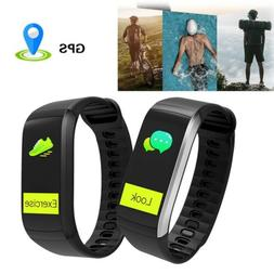 Waterproof Smart Watch Wrist Sports Bracelet Fitness Tracker