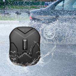 Waterproof Vehicle GSM GPRS GPS Tracker Car Real Time Networ